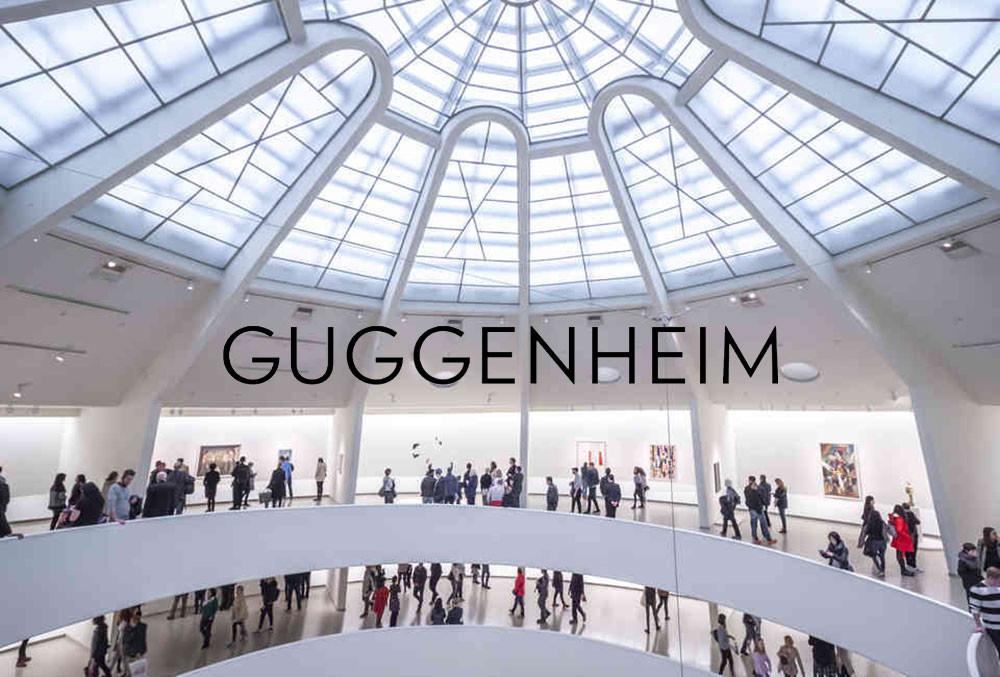 guggenheim музей